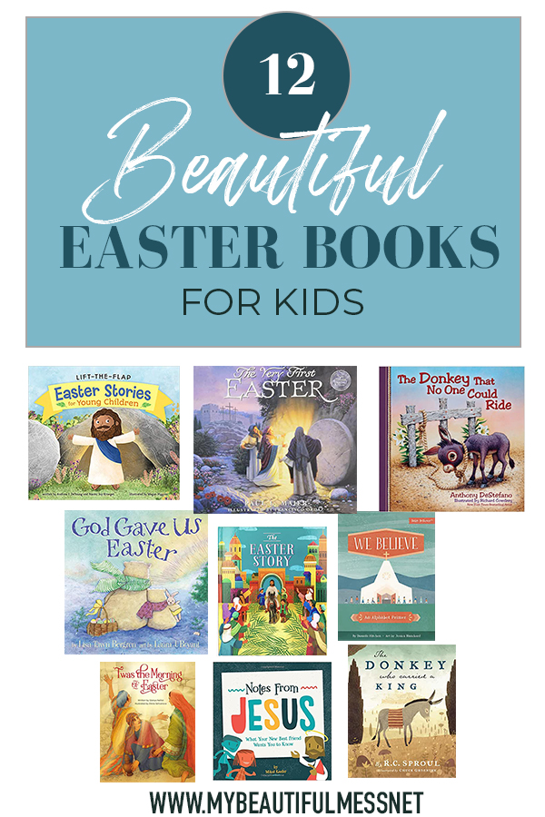 12 beautiful easter books for children