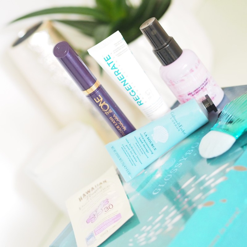 Glossybox UK July 2018 Review