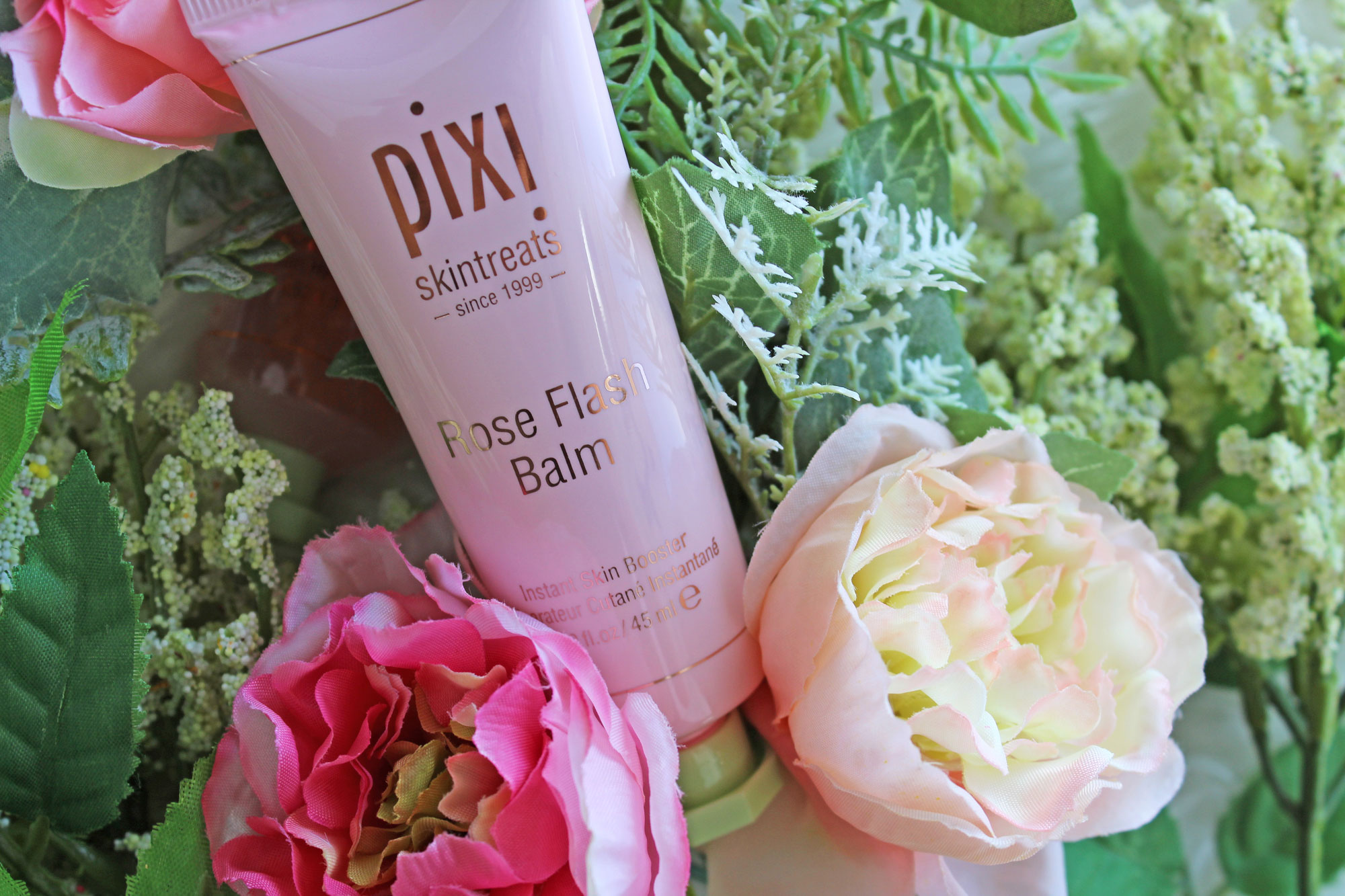 Pixi Beauty Rose Flash Balm