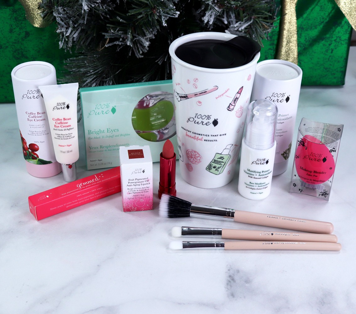 100 Percent Pure Gift Guide