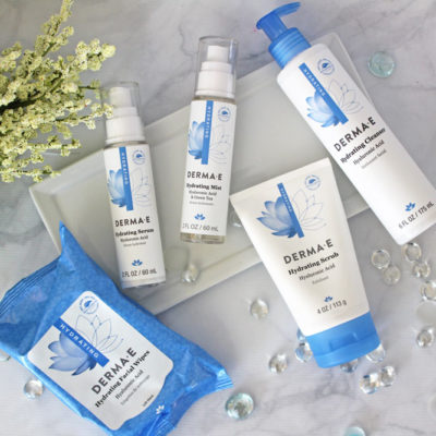 Dry Skin Skincare From the Derma E Hydrating Line