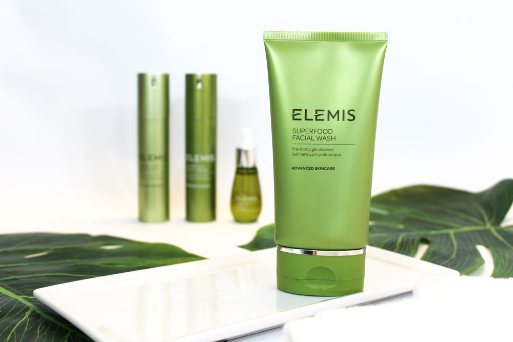 Cruelty Free Skin Care - Elemis Superfood Skincare Review - Elemis SuperFood Skincare System featured by popular Los Angeles cruelty free blogger My Beauty Bunny