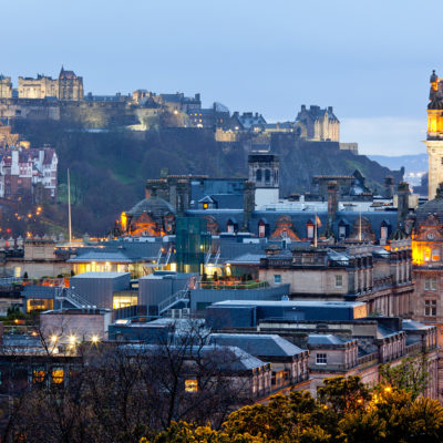 Best Photo Spots in Edinburgh that are Instagram Friendly