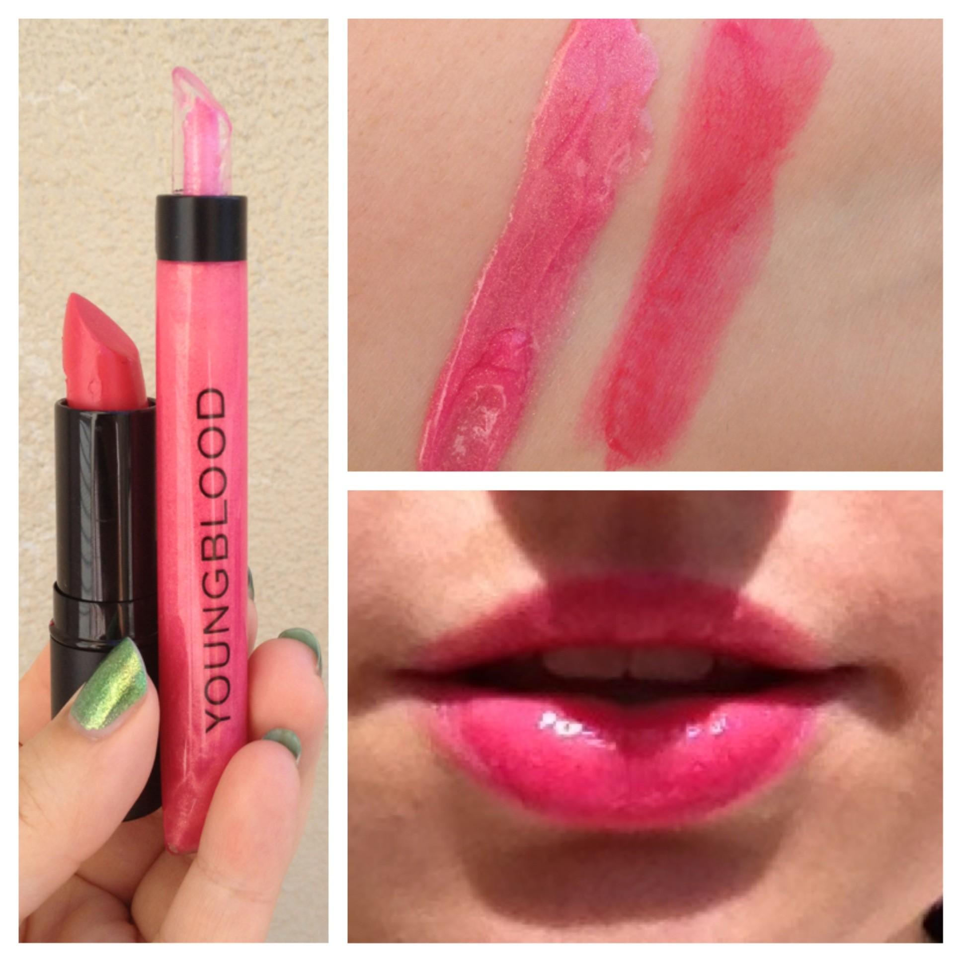 Youngblood Summer Lipstick