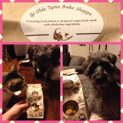 Ye Olde Tyme Bake Shoppe: Vegan Treats for People and Dogs!