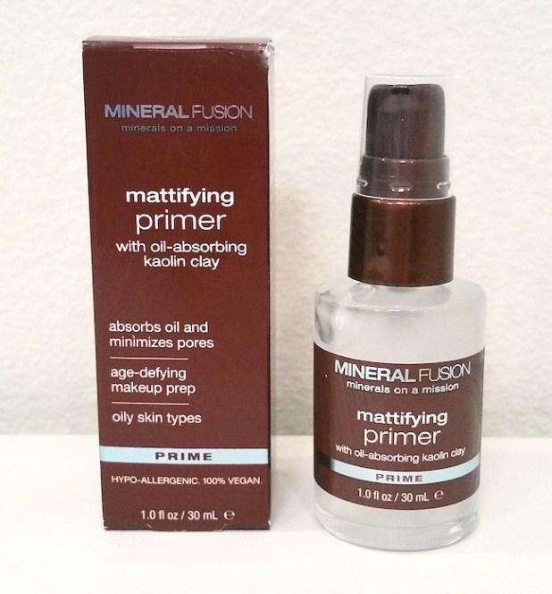 Mineral Fusino Mattifying Primer
