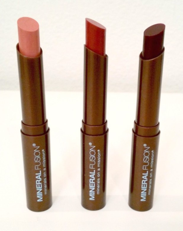 Mineral Fusion Lip Butters