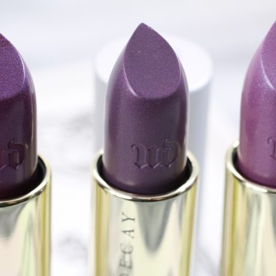 Urban Decay Vintage Vice Lipstick Collection