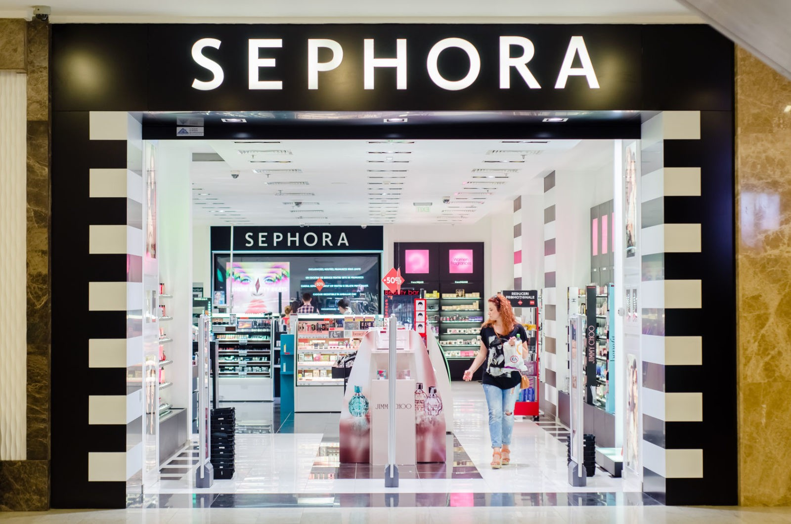 Sephora - Gift with purchase by popular Los Angeles beauty blogger My Beauty Bunny