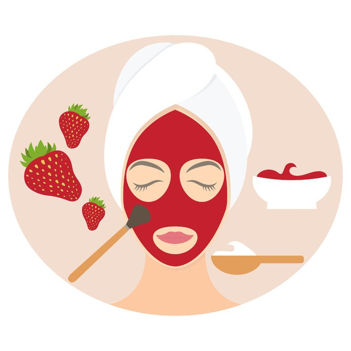 DIY vegan face masks for oily, combination and dry skin. Plus an easy DIY acne face mask recipe. Mix up your own skin care at home! - 3 DIY Vegan Face Masks Recipes by popular LA cruelty free beauty blogger My Beauty Bunny