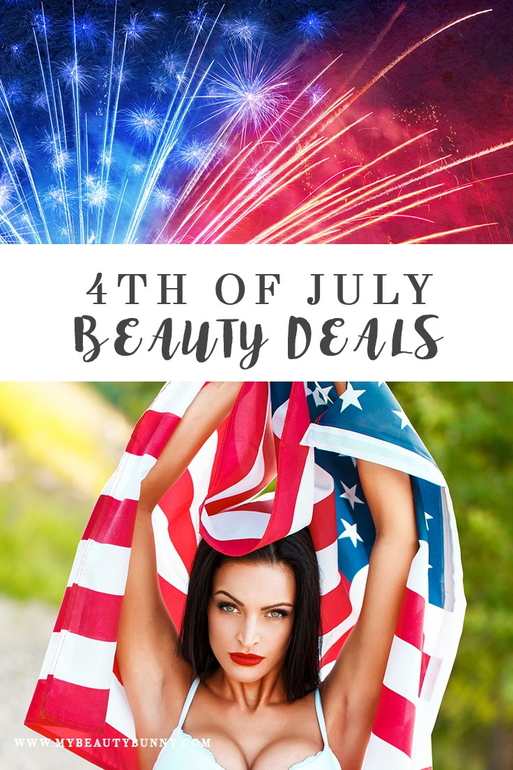 4th of July Beauty Deals