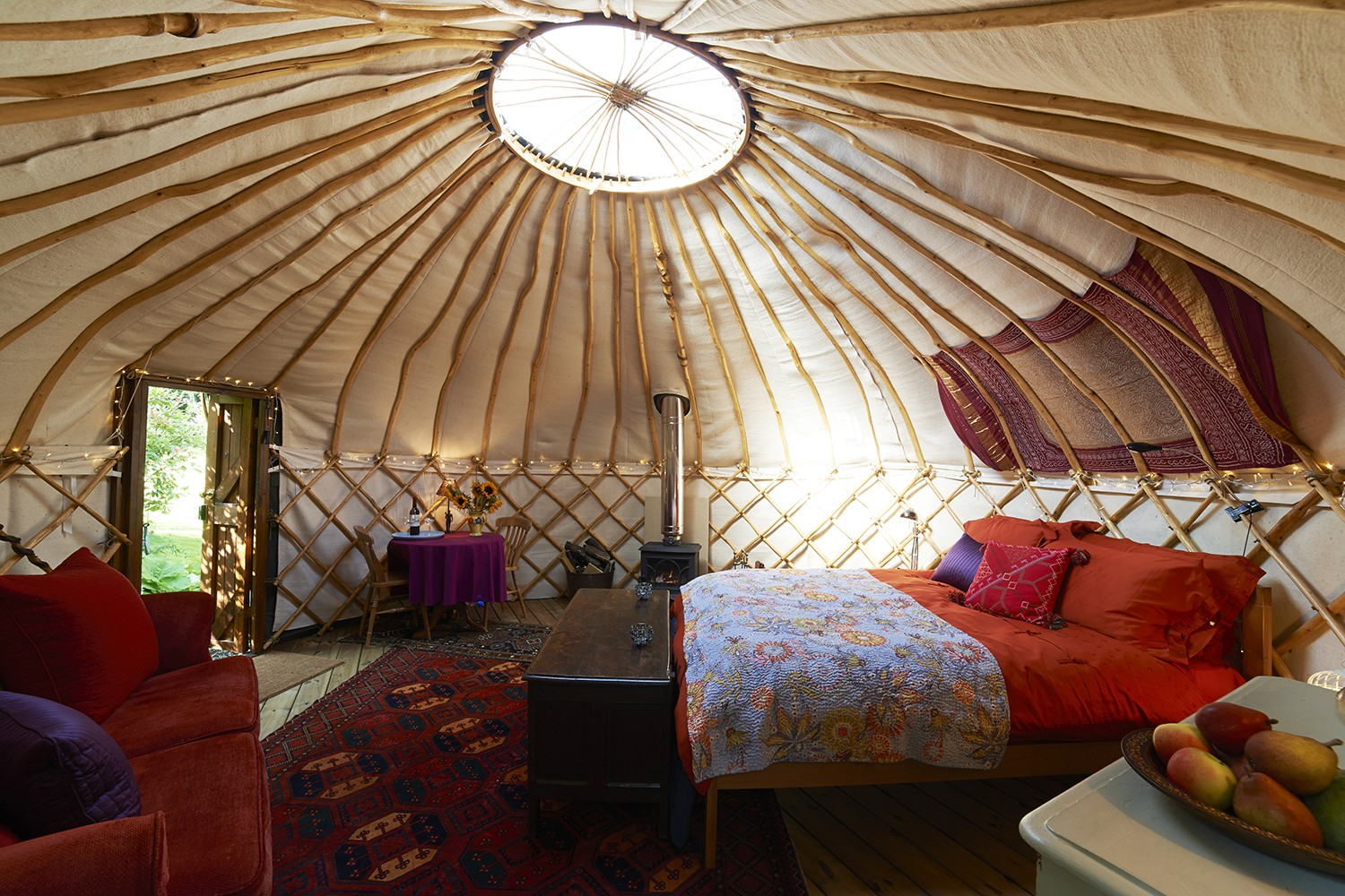 Best places to go glamping in Los Angeles