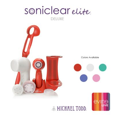 Sweet Deal! Michael Todd Soniclear Elite Deluxe on EVINE Live!