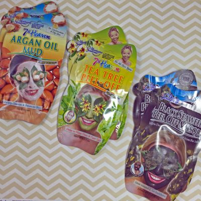 7th Heaven Natural Face Masks