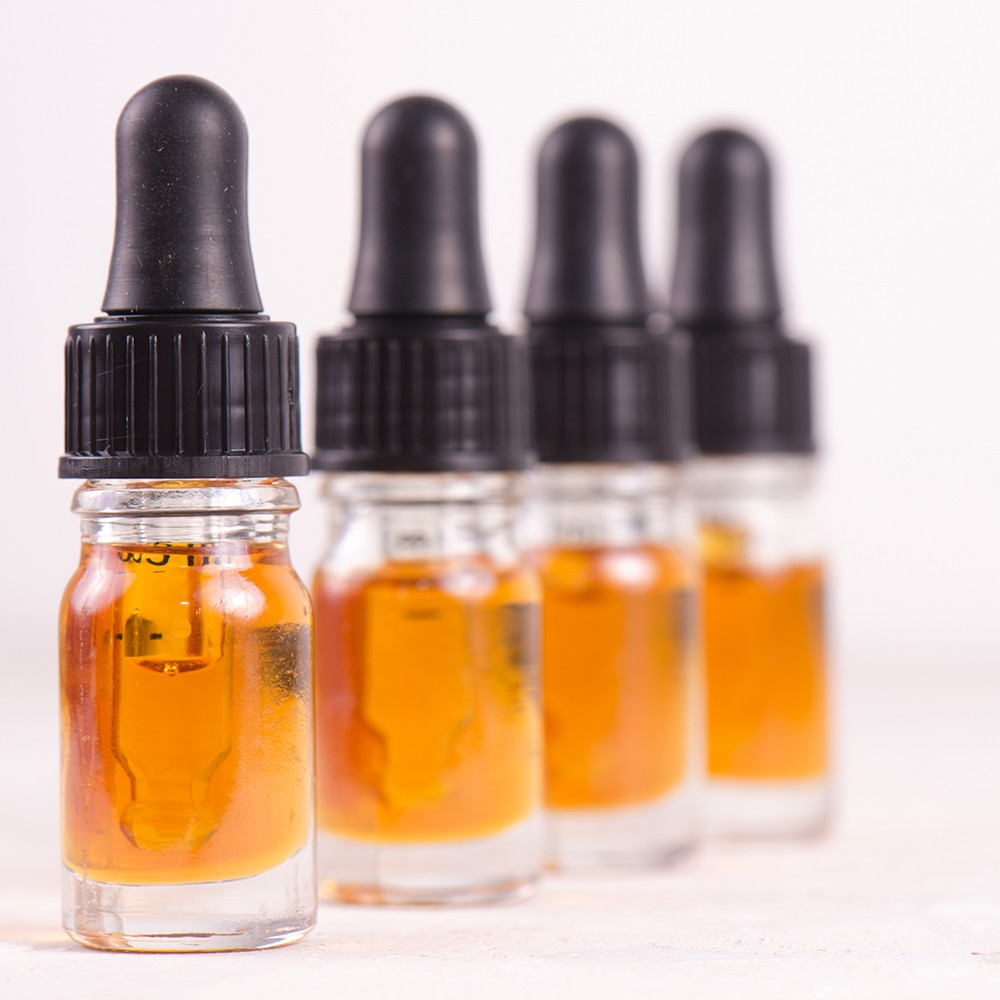 CBD oil for anxiety, seizures, pain, acne, dry skin and inflammation