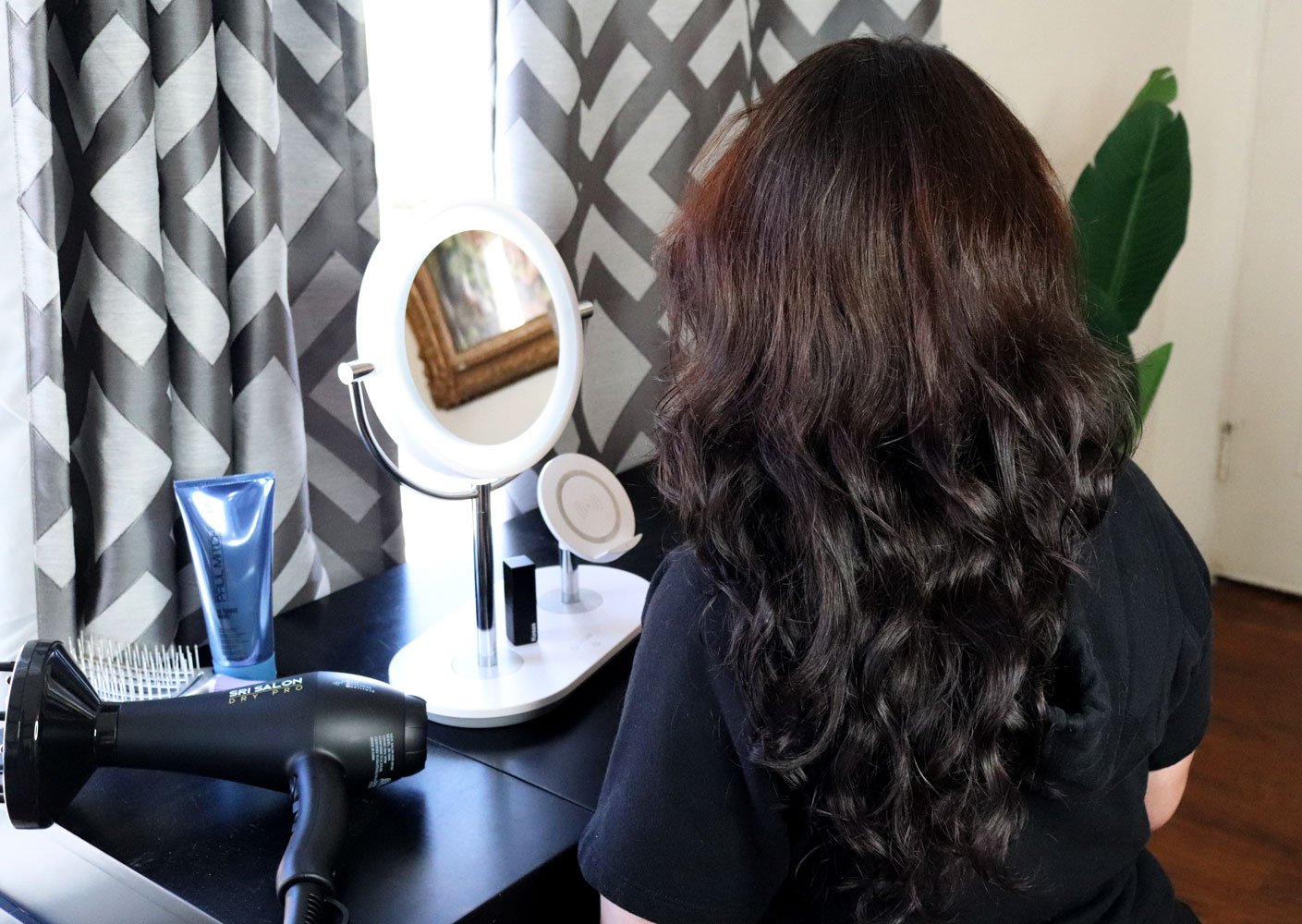 How to get frizz free waves in 15 minutes or less