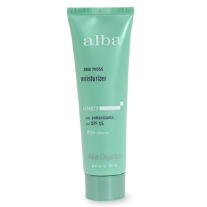 Product Review – Alba Organics Sea Moss Moisturizer SPF 15