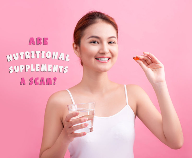 Are Nutritional Supplements a Scam? featured by popular Los Angeles beauty blogger My Beauty Bunny