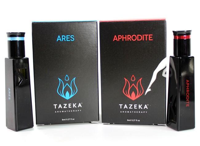 Ares and Aprodite Tazeka Aromatherapy