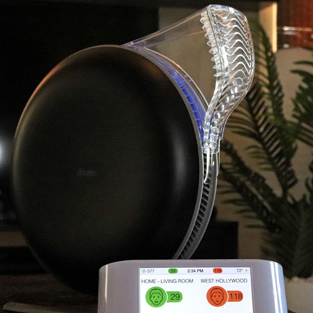 IQ Air Atem personal air purifier