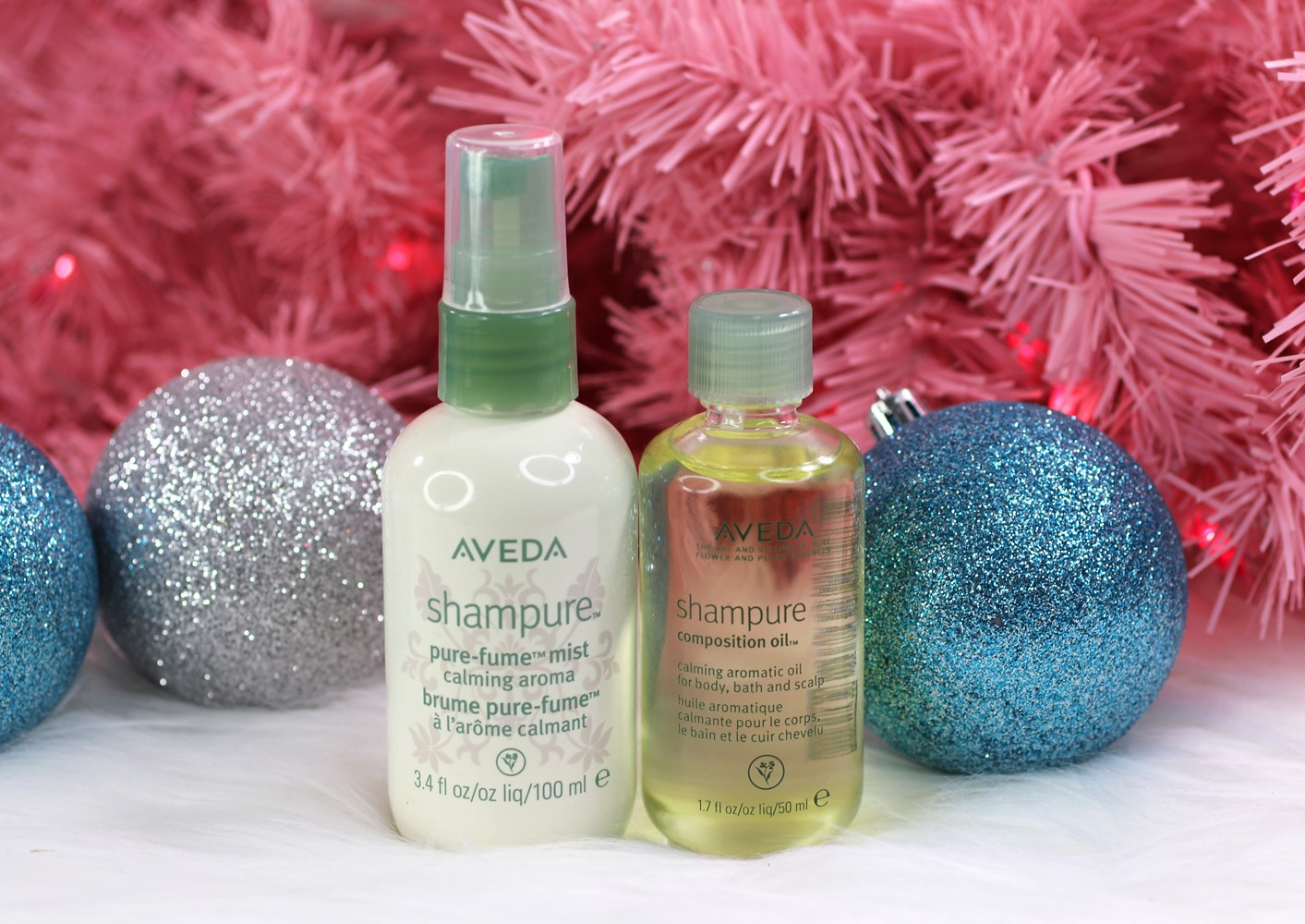 Aveda Shampure Purefume Mist and Composition Oil
