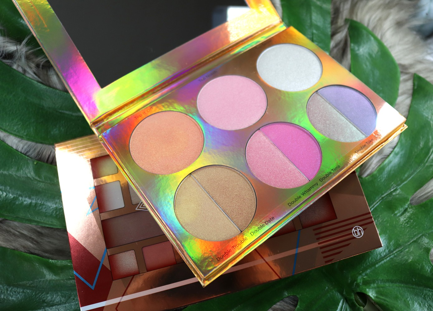 BH Cosmetics Highlighter Giveaway