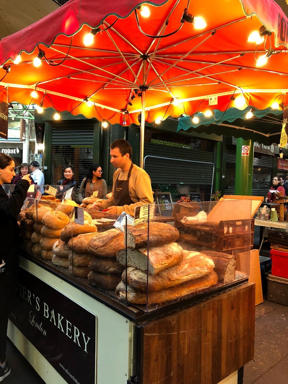 Couples Guide to London - Borough Market