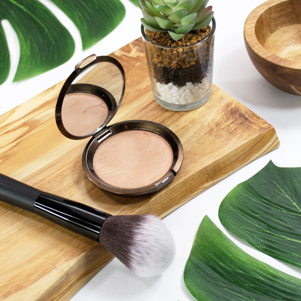 Becca Bali Sands Bronzer - Cruelty Free Bronzer for Pale Skin by popular Los Angeles cruelty free beauty blogger My Beauty Bunny