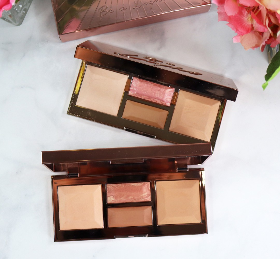 Becca Be a Light Palette Review - New Sephora Favorites from Urban Decay, Becca and Hourglass featured by popular Los Angeles cruelty free beauty blogger, My Beauty Bunny