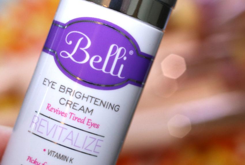 Belli Vegan Skincare Giveaway