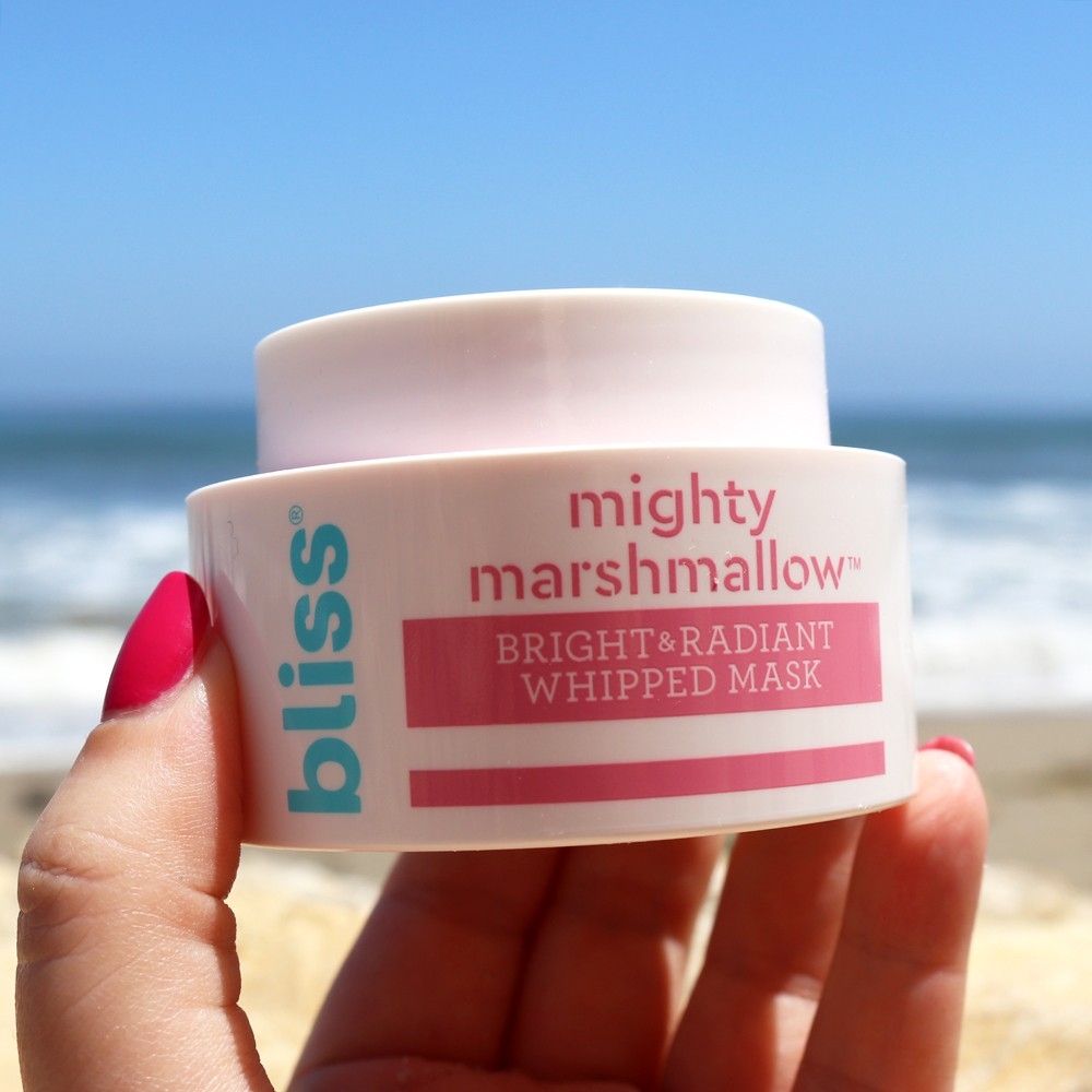Bliss Cruelty Free Mighty Marshmallow Face Mask