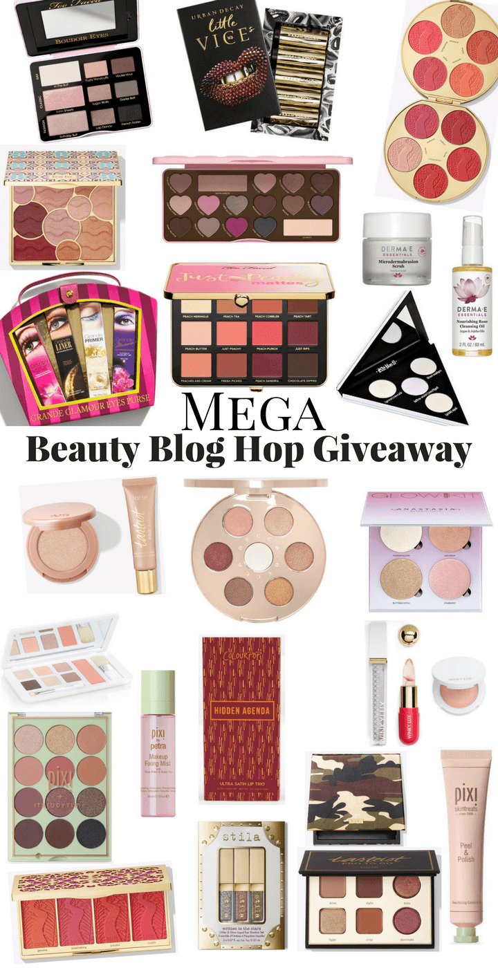 Blog Hop Beauty Giveaways