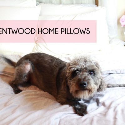 Brentwood Home Luxury Pillow Review