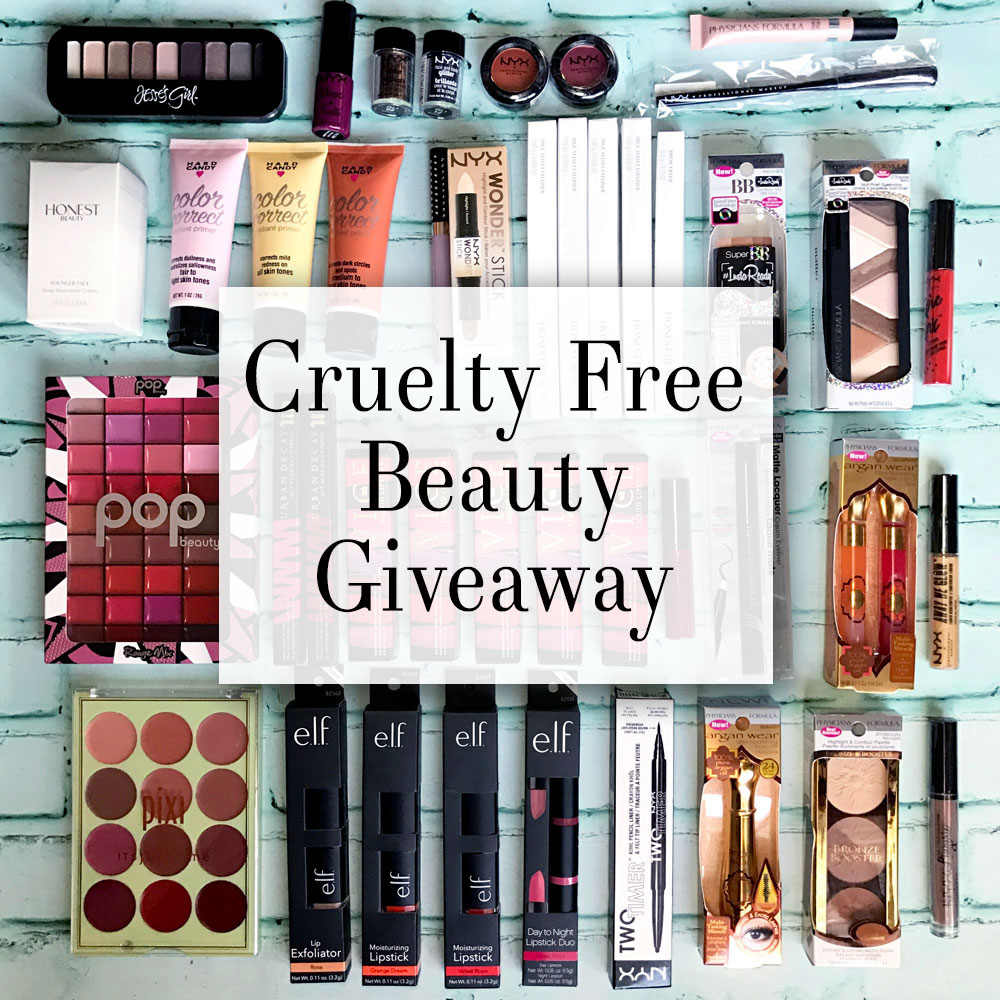 My Beauty Bunny Cruelty Free Giveaway