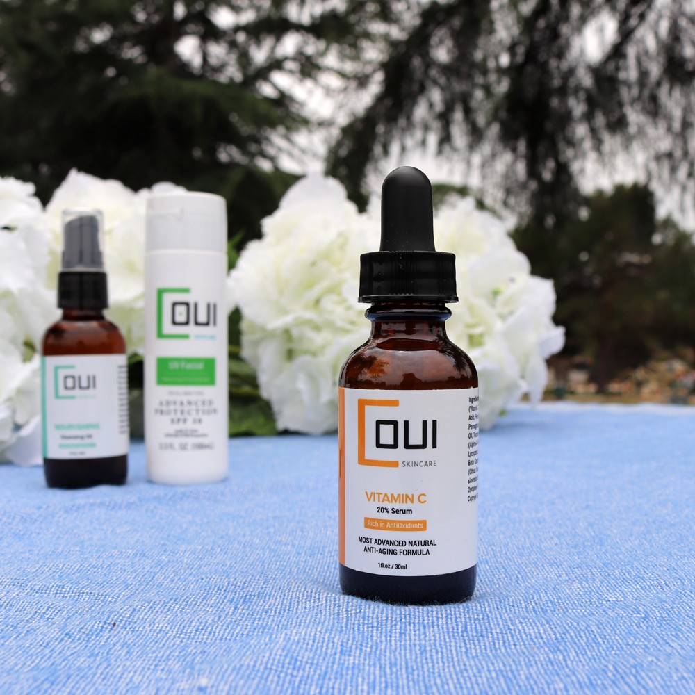 COUI Skincare Vitamin C Serum Review by popular Los Angeles beauty blogger My Beauty Bunny