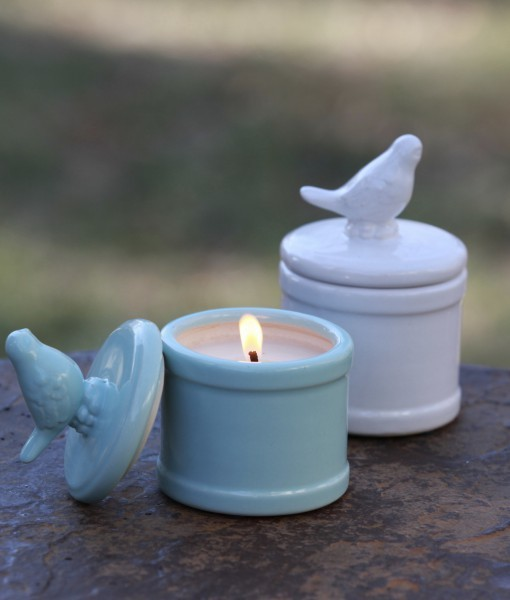 Adorable Soy Bird Candles   My Beauty Bunny