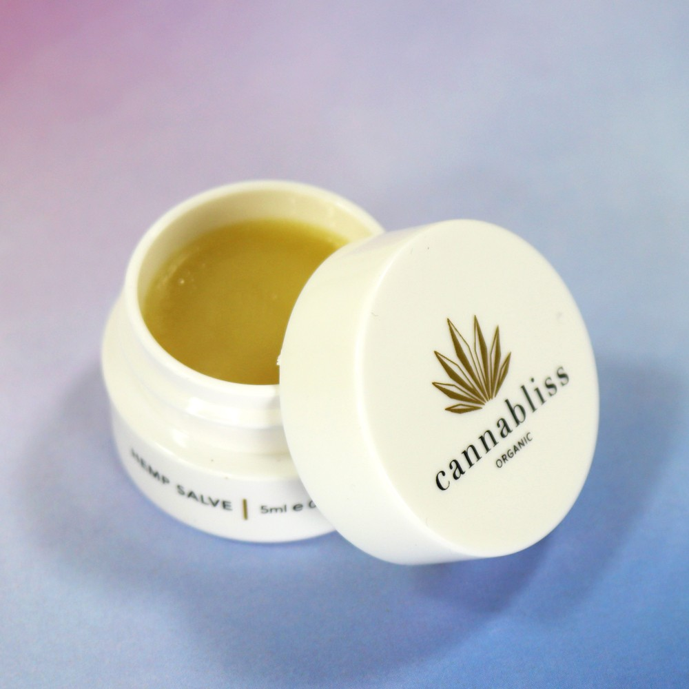 Cannabliss Organics Hemp Salve Review