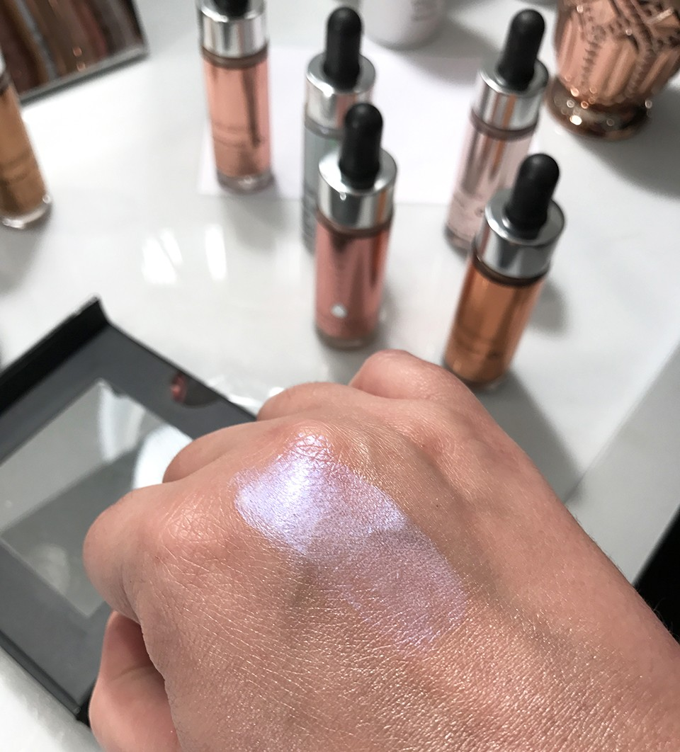 CoverFX Halo Liquid Highlighter