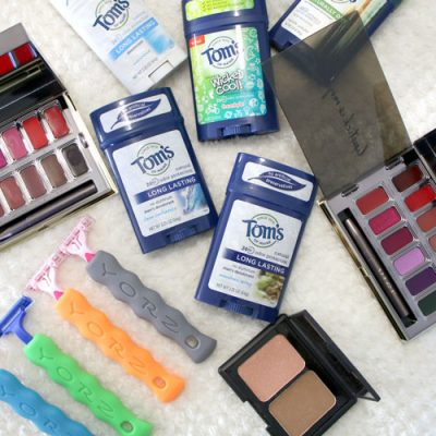 Cruelty Free Travel Essentials