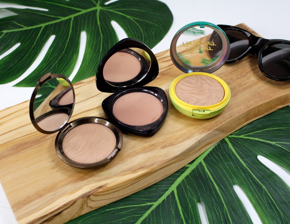 Cruelty Free Bronzer for Pale Skin by popular Los Angeles cruelty free beauty blogger My Beauty Bunny