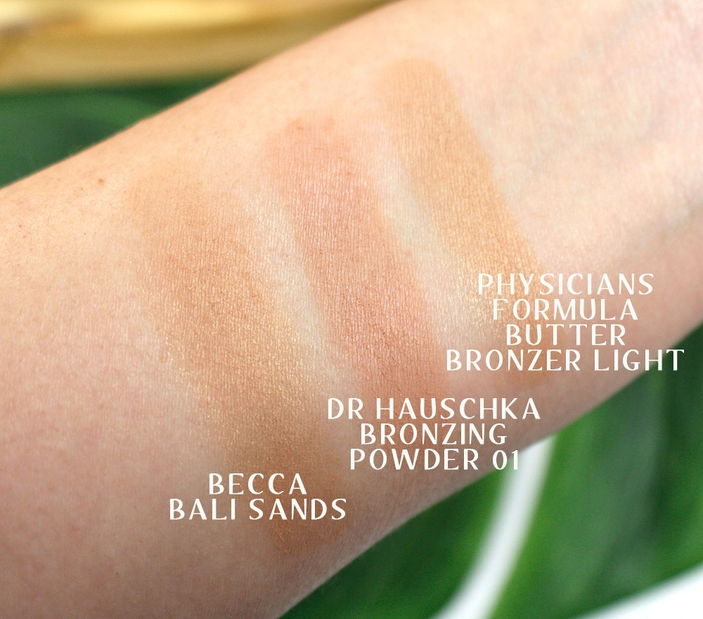 Cruelty Free Bronzers for Pale Skin