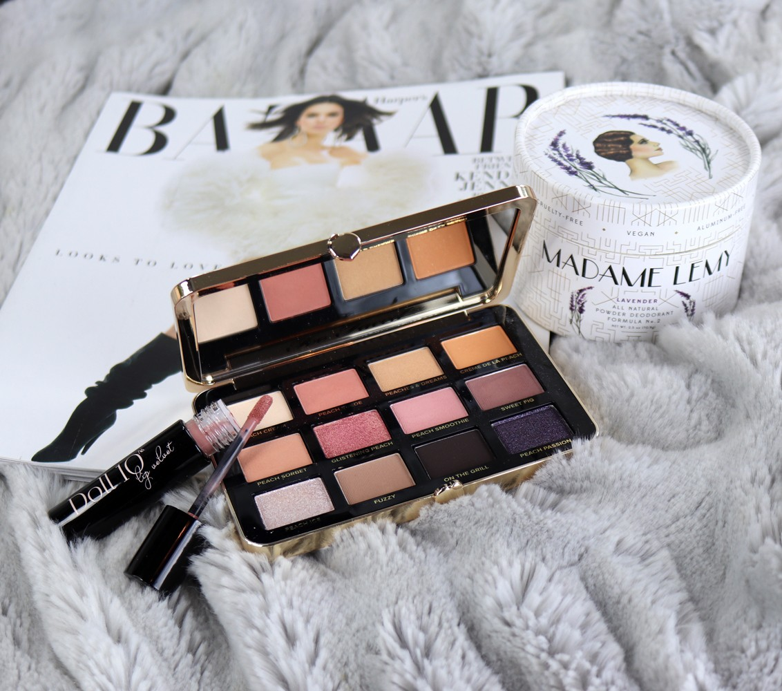 Cruelty Free Favorites for March by popular Los Angeles cruelty free beauty blogger My Beauty Bunny