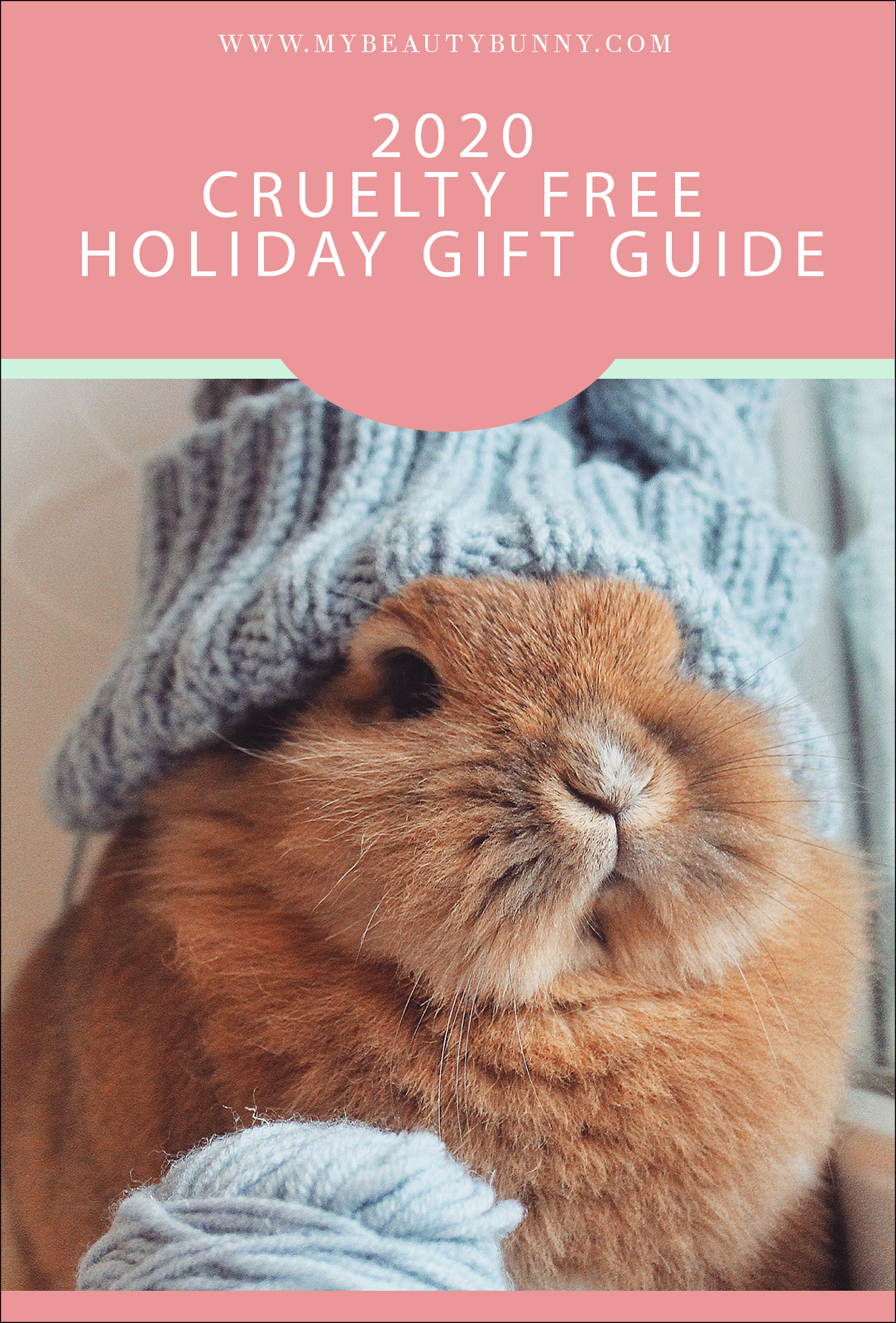 Cruelty Free Holiday Gift Guide 2020