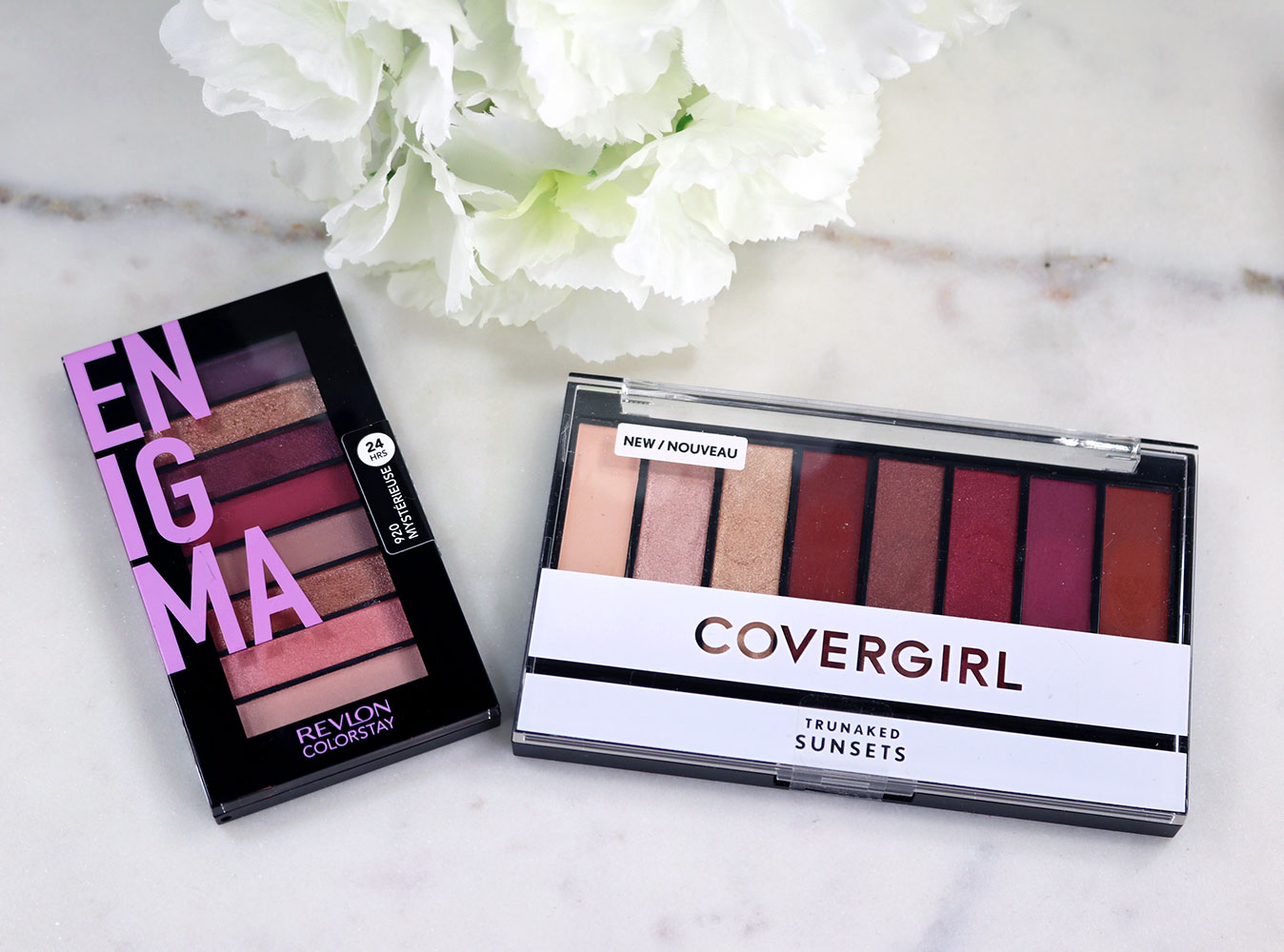 Cruelty free Covergirl dupes for Revlon makeup