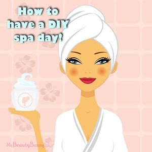 10 Steps to an At Home Pamper Day