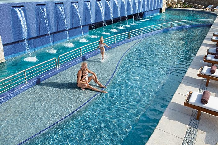 Dreams Los Cabos Suites Golf Resort & Spa Mexico Vacation Family Pool