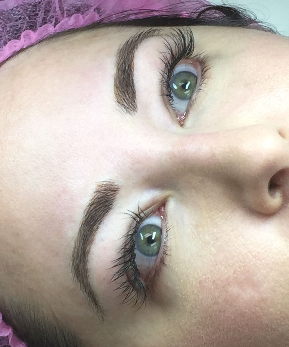 Daria Chuprys Microblading Beverly Hills