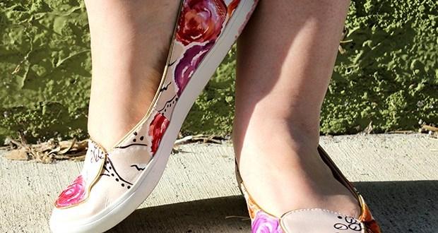 David Bromstad Clara Naturalizer vegan shoes