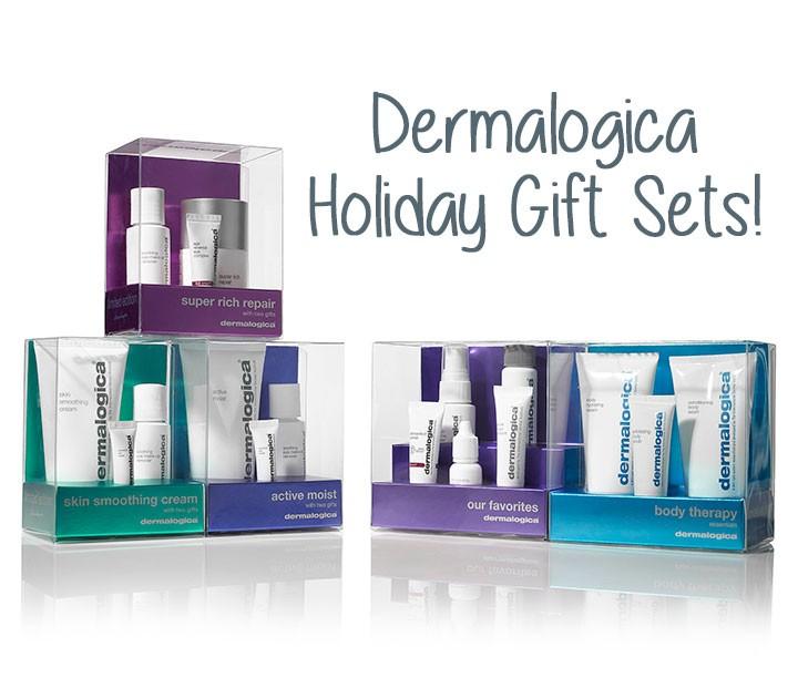 Dermalogica Holiday Gift Sets 2014