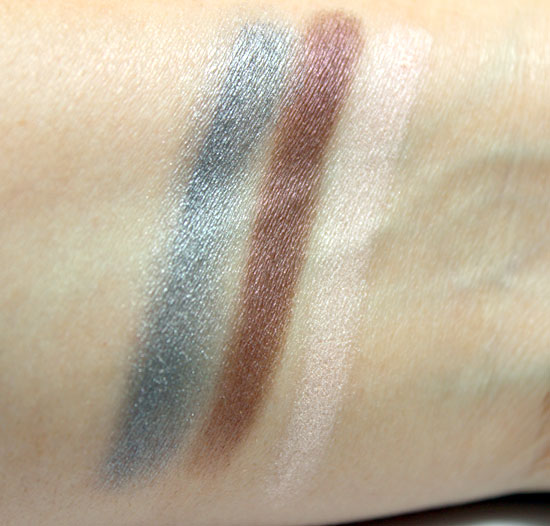 Emani Eyeshadow Swatches
